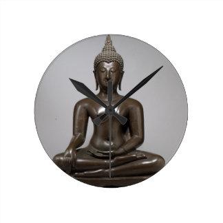 Reloj Redondo Mediano Buda asentado - siglo XV