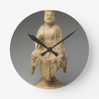 Reloj Redondo Mediano Buda - dinastía Tang (618-907)