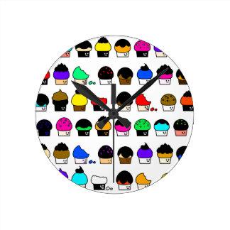 Reloj Redondo Mediano Cabalgata de la magdalena - modelo de repetición