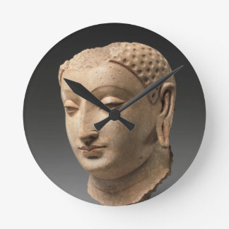 Reloj Redondo Mediano Cabeza de Buda - 5to-6to siglo