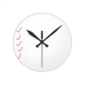 Reloj Redondo Mediano Cada uno de nosotros es un cerebro, atleta, los