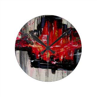 Reloj Redondo Mediano ciudad