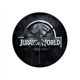 Reloj Redondo Mediano Dinosuarios