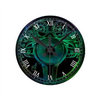 Reloj Redondo Mediano Diseño auto temático del coche