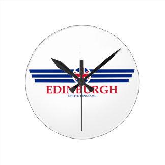 Reloj Redondo Mediano Edimburgo
