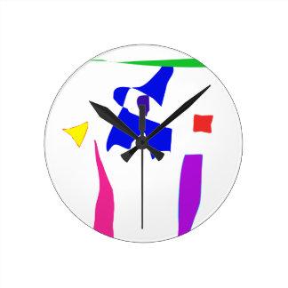 Reloj Redondo Mediano El tiempo dirá