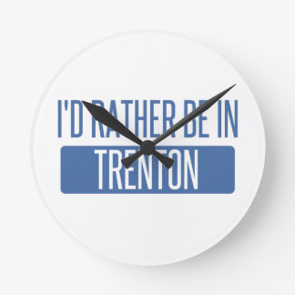 Reloj Redondo Mediano Estaría bastante en Trenton
