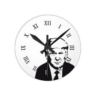 Reloj Redondo Mediano Estilo de Nouveau Che del arte del triunfo con los