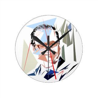Reloj Redondo Mediano François Hollande