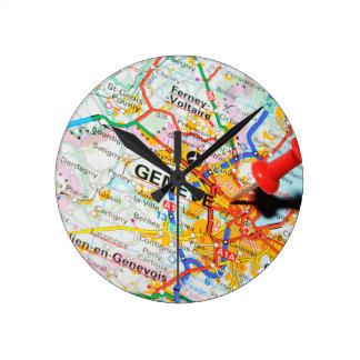 Reloj Redondo Mediano Geneve, Ginebra, Suiza