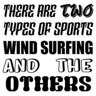 Reloj Redondo Mediano Hay dos tipos de viento de los deportes que a9612f374c7