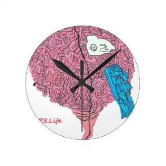 Reloj Redondo Mediano Inteligente