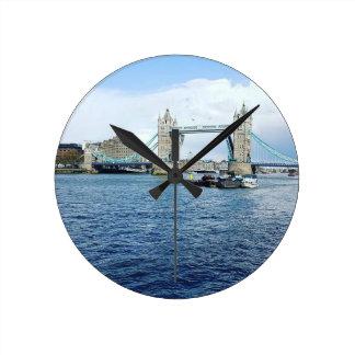 Reloj Redondo Mediano Londres