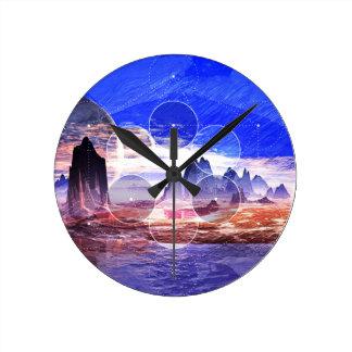 Reloj Redondo Mediano Mar de Phate-The Syroxian