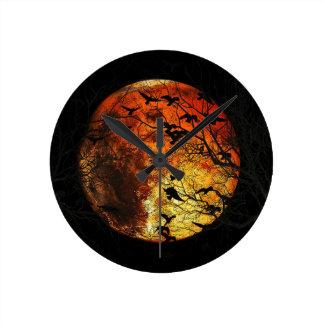 Reloj Redondo Mediano Marte