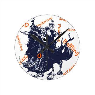 Reloj Redondo Mediano misterio