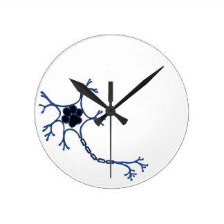 Reloj Redondo Mediano NeuroWebVet