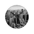 Reloj Redondo Mediano New York City