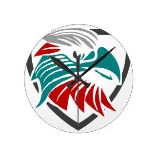 Reloj Redondo Mediano Orgullo y protección de Eagle