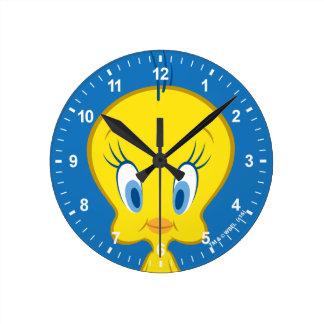 Reloj Redondo Mediano Pájaro inocente de Tweety™ el | pequeño