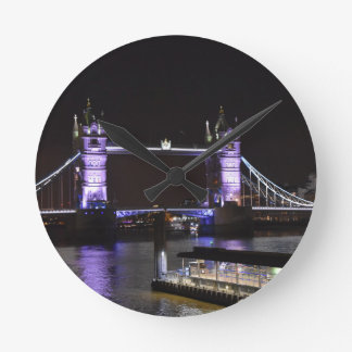 Reloj Redondo Mediano Puente de la torre, Londres