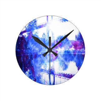 Reloj Redondo Mediano Puente de los sueños del amante a dondequiera