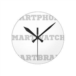 Reloj Redondo Mediano ¿Smartbrain?