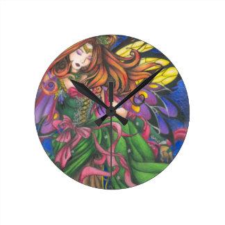 Reloj Redondo Mediano Soñador