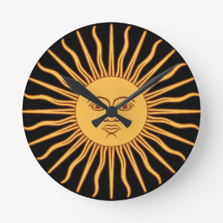 Reloj Redondo Mediano Sun