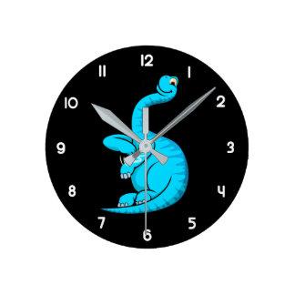 Reloj Redondo Mediano Supersaurus