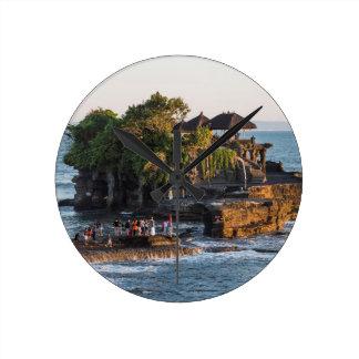 Reloj Redondo Mediano Tanah-Porción Bali Indonesia
