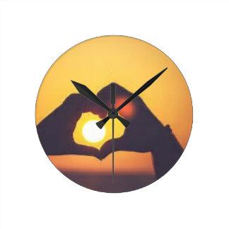 Reloj Redondo Mediano th
