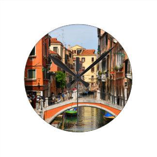 Reloj Redondo Mediano Venecia, Italia