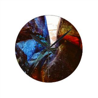Reloj Redondo Mediano Vida de la roca