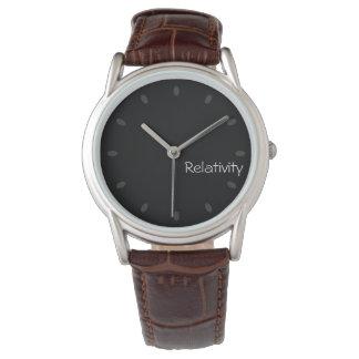 Reloj Relativity (type 5)