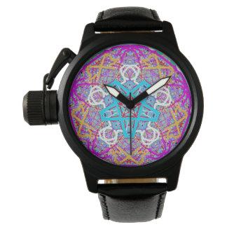 """Reloj sagrado de """"Mojo"""" de la geometría en marzo"""