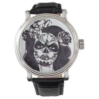 Reloj Señora tatuada