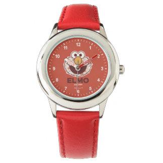 Reloj Sesame Street el | Elmo desde 1984