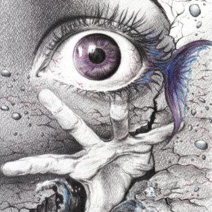 Regalos Dibujo Surrealista Zazzle Es