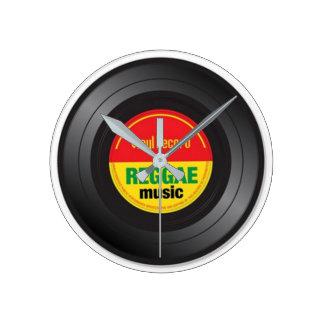 Reloj - tiempo del reggae