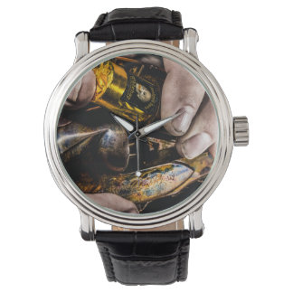 Reloj Tiro del whisky