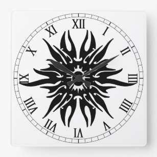 Tatuaje Relojes es De TribalZazzle Pared 5Sc3RjqAL4