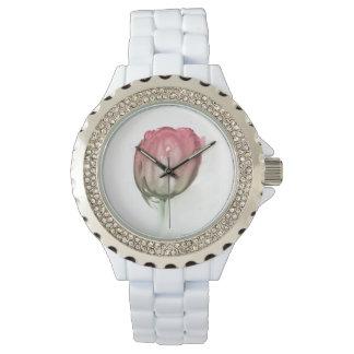 Reloj Tulipán rojo