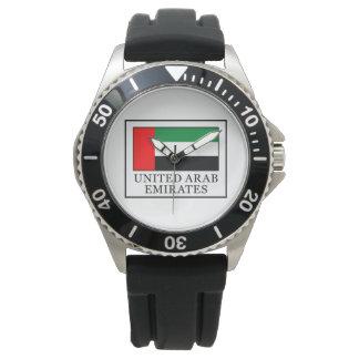Reloj United Arab Emirates