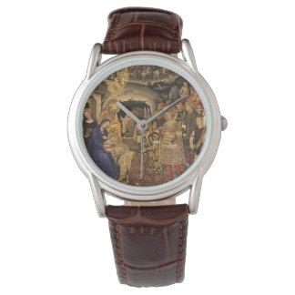Reloj Unos de los reyes magos de Adorazione Dei