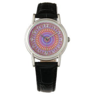 Reloj veneciano del pavo real