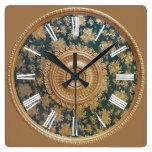 Reloj victoriano medallón