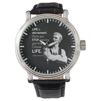 Reloj Vida - el Bodybuilding de Eugen Sandow de