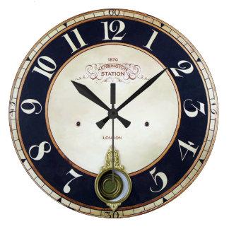 Reloj viejo del vintage