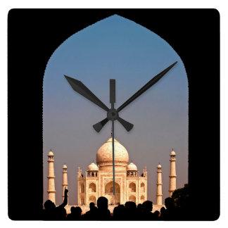 Reloj Wanduhr - Taj Mahal India